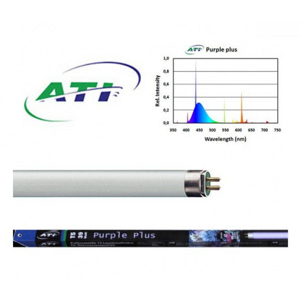 ATI Purple Plus 54 Watt