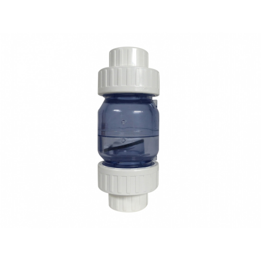 Royal Exclusiv PVC check valve Ø 25mm white